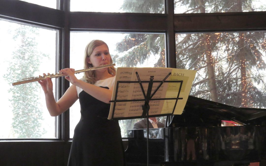 Pittsburgh Symphony North welcomes PYSO Flutist Alexa Drecnik