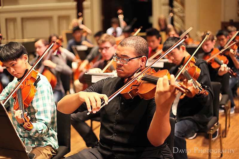 PYSO Alumni win Orchestral String Fellowship to Aspen Music Festival