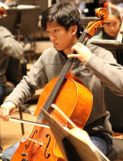 PYSO Cellist awarded 2019 U.S. Presidential Scholar