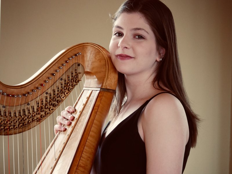 PYSO Harpist winner of AHS National Competition