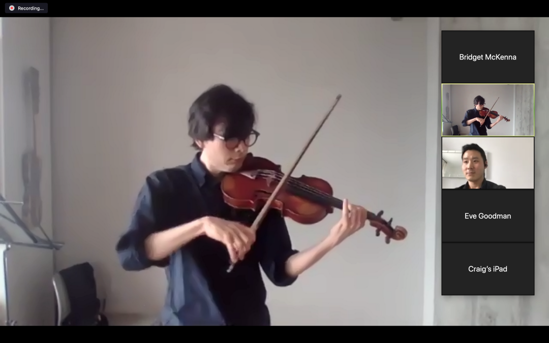PYSO Beyond the Notes with Stefan Jackiw