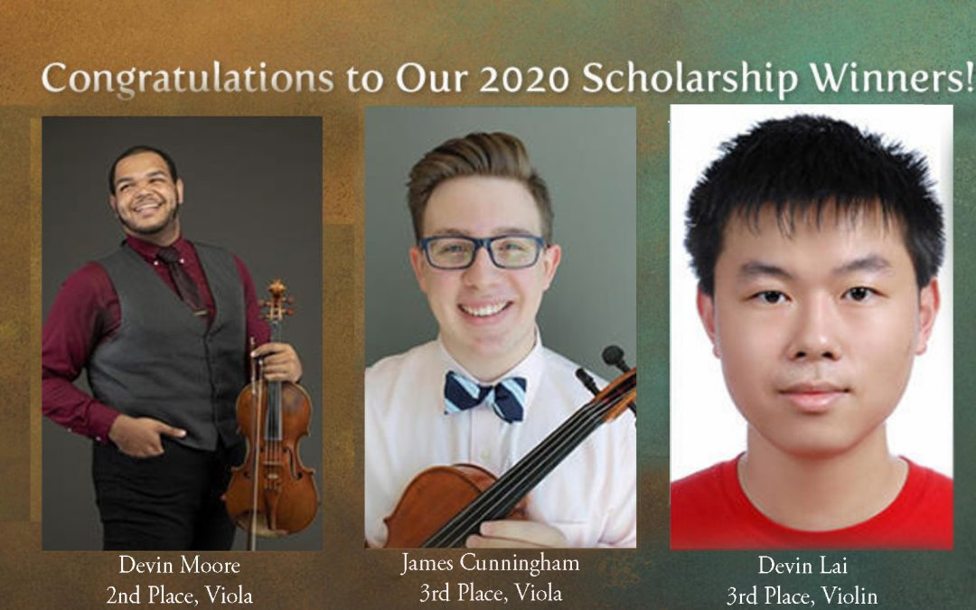 PYSO Alumni named winners of TMC Scholarships