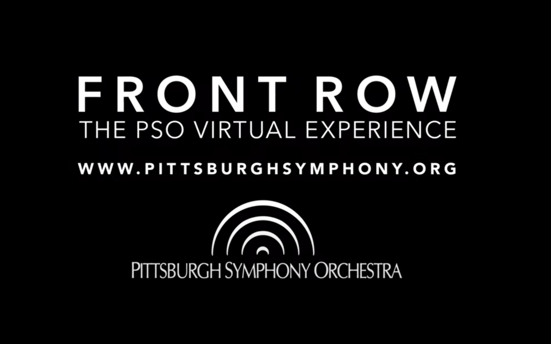 Front Row: the PSO Virtual experience to feature PYSO Alum Hannah Ishizaki and Devin Moore