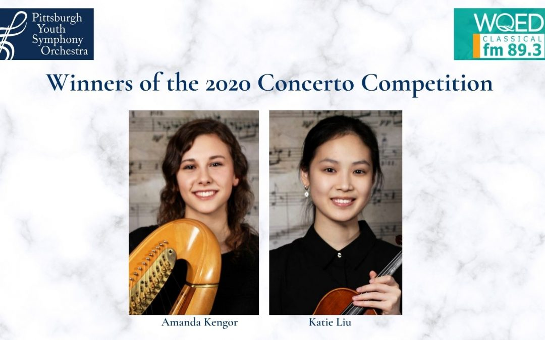 PYSO's 2020 Concerto Winners on WQED's Performance in Pittsburgh Series